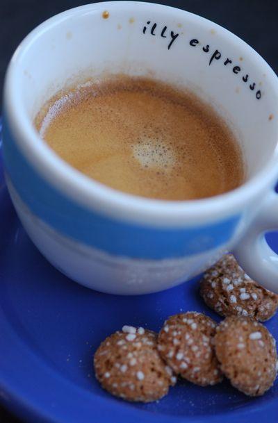 Double espresso blue