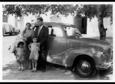 Nana, nani, car and the girls