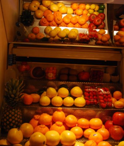 Fruits as you cominto Rage