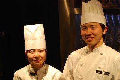 Chefs portrait