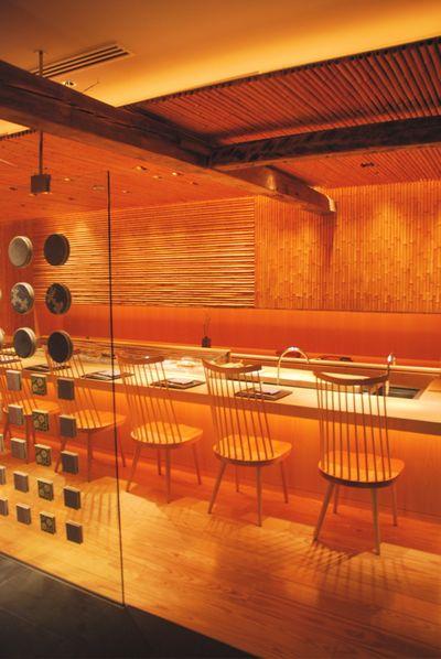 R - sushi bar