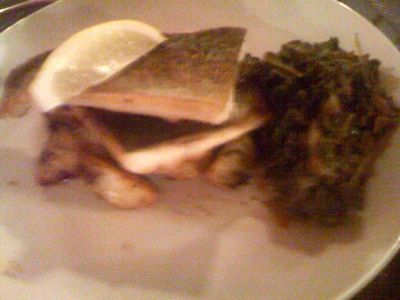 Trout with taters and kale plate1