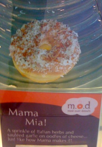 Mama mia savory