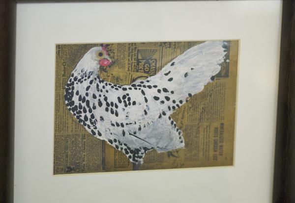 Leah McCloskey chicken