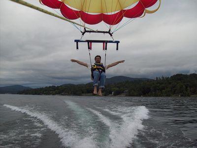 Suvir flying