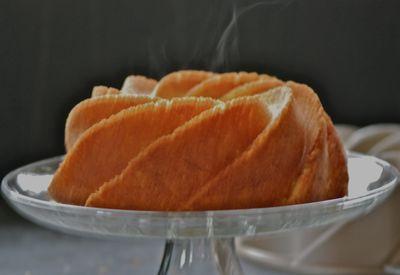 Smokin hot cake