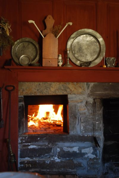 Oven and hearth Main