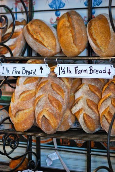 Fire bread