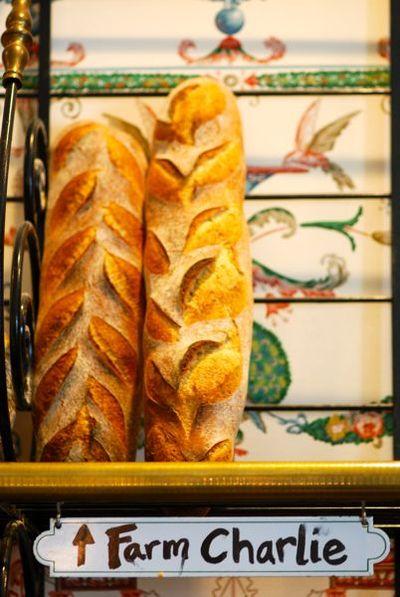 Farm charlie bread