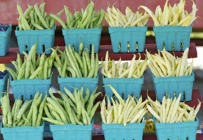 Farmers beans