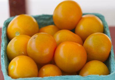 Yello tomatoes
