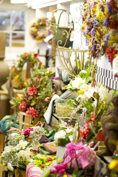 Wreaths etc