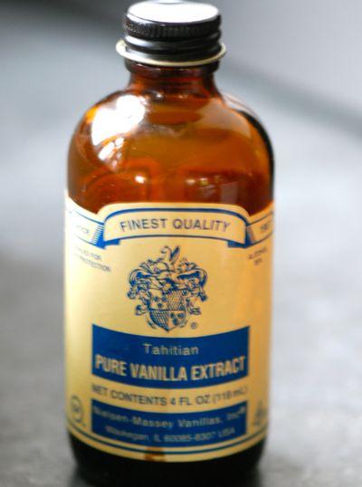 Nielssen and massey vanilla