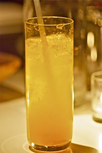 Clementine soda