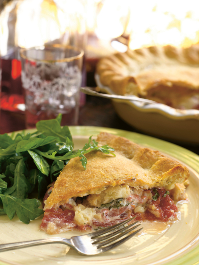 Masala Farm_Summer Tomato Pie